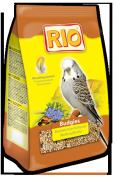 Корм Rio для волнистых попугаев в период линьки, 500г