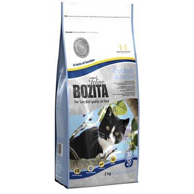 Сухой корм Bozita Feline Outdoor & Active для активных кошек