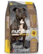 Натуральный сухой корм для собак Nutram Total Salmon & Trout T25, беззерновой с лососем и форелью, 2.72кг