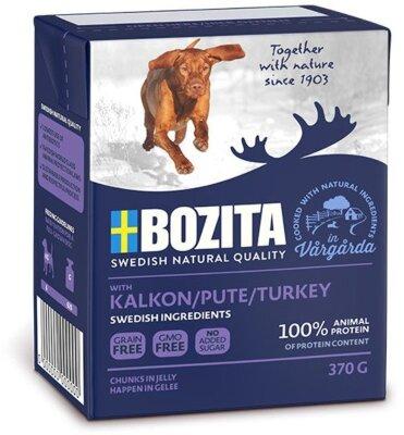 Консервы Bozita Naturals Turkey для собак Кусочки в желе с Индейкой