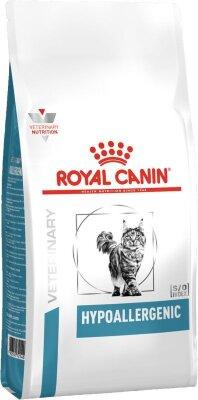 Сухой корм Royal Canin Hypoallergenic DR25 для кошек при пищевой аллергии