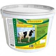 Фелуцен К1-2 Энергетический для дойных коров, 15кг