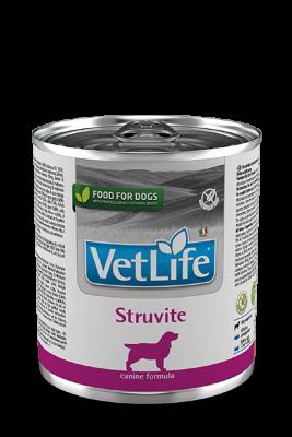 Консервы Farmina Vet Life Struvite для взрослых собак при МКБ, 300г