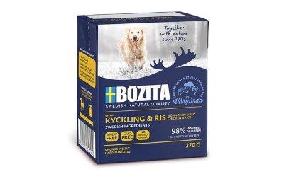 Консервы Bozita Naturals Chicken & Rice для собак Кусочки в желе с Курицей и рисом