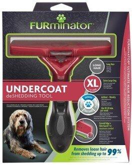 FURminator XL для гигантских собак с короткой шерстью