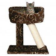 Когтеточка для кошек Trixie Cabra коричневая, 50см