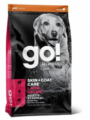 Сухой корм Go! Daily Defence Lamb Meal Recipe для щенков и собак со свежим ягненком