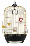 Клетка для птиц Ferplast DIVA (золото), 40 x h65см