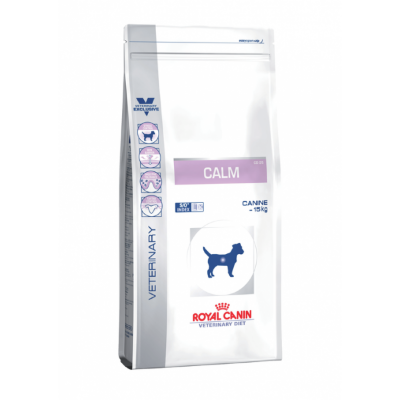 Сухой корм Royal Canin Calm CD25 для собак мелких пород при стрессовых состояниях и в период адаптации, 2кг