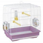 Клетка для птиц Ferplast REKORD 1 (цветная), 35,5x24,7x37см