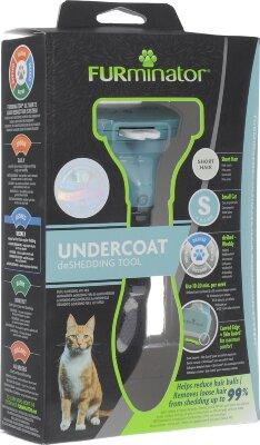 FURminator S для маленьких кошек с короткой шерстью
