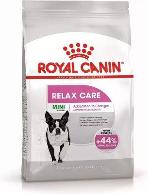 Сухой корм Royal Canin Mini Relax Care для собак, подверженных стрессовым факторам