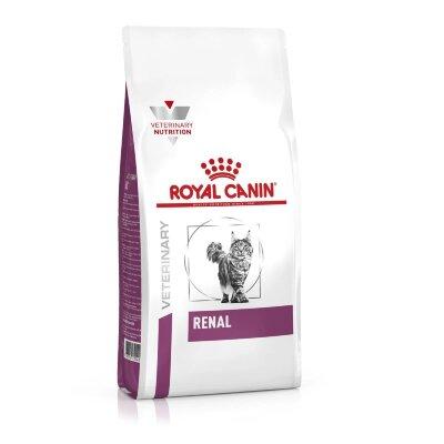 Сухой корм Royal Canin Renal RF23 для кошек при хронической почечной недостаточности