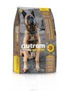 Натуральный сухой корм для собак Nutram Total Lamb & Legumes T26, беззерновой с ягненком и бобовыми, 2.72кг