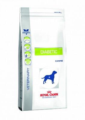 Сухой корм Royal Canin Diabetic DS37 диета для собак при сахарном диабете
