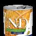 Консервы Farmina N&D Ancestral Grain Adult Lamb & Blueberry для взрослых собак с ягненком и черникой
