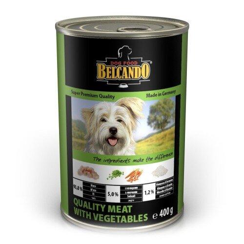 Консервы для собак Belcando с отборным мясом и овощами