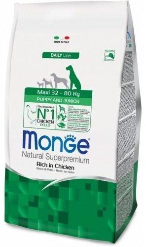 Сухой корм Monge Dog Maxi для щенков крупных пород