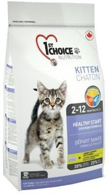 Сухой корм 1st Choice Kitten Healthy Start для котят с цыпленком