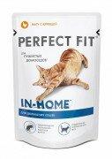 Паучи Perfect Fit In-Home для домашних кошек, рагу с курицей 85 г