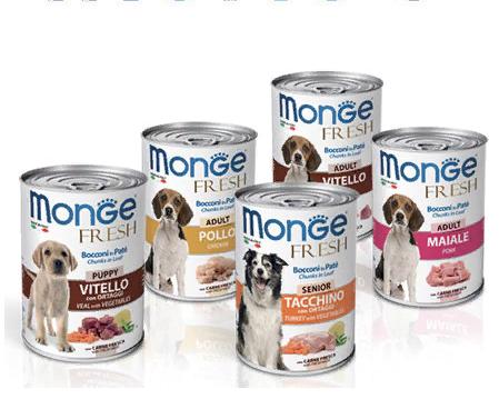 Набор консервов для собак Monge со скидкой 20%