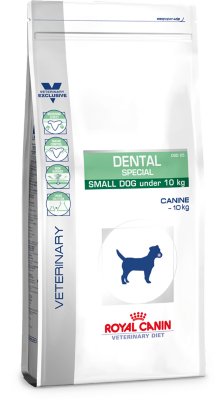 Сухой корм для собак мелких пород Royal Canin Dental Special DSD25 Small Dog для гигиены полости рта, 2кг