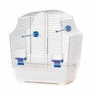 Клетка для птиц Inter-Zoo MARGOT 2 (оцинкованная), 50,5x28x54см