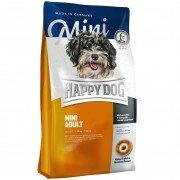 Сухой корм Happy Dog Mini Adult для взрослых собак мелких пород, 4кг