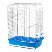 Клетка для птиц Inter-Zoo NINA (оцинкованная), 54x34x75см