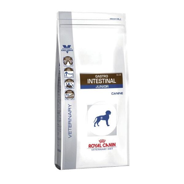 Сухой корм Royal Canin Gastro Intestinal Junior GIJ29 диета для щенков при нарушениях пищеварения