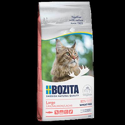 Сухой корм Bozita Feline Large Wheat Free для взрослых и растущих кошек крупных пород