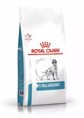 Сухой корм Royal Canin Anallergenic для собак при пищевой аллергии или непереносимости
