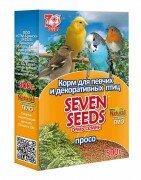 Корм для всех видов птиц SEVEN SEEDS просо, 500г