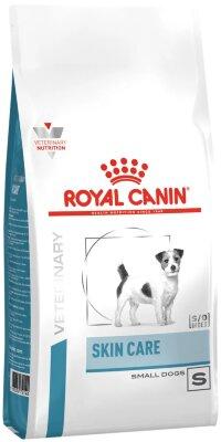 Сухой корм Royal Canin Skin Care Small Dogs для мелких собак при дерматозах и выпадении шерсти