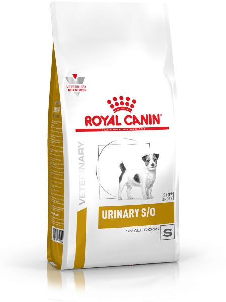 Сухой корм Royal Canin Urinary S/O Small Dog SD20 диета для мелких собак при моче-каменной болезни