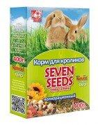 Корм для кроликов SEVEN SEEDS, 400г
