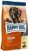 Сухой корм Happy Dog Supreme Sensible Nutrition Toscana для собак с уткой и лососем