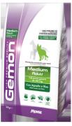 Сухой корм Gemon Dog Medium для собак средних пород с ягненком и рисом