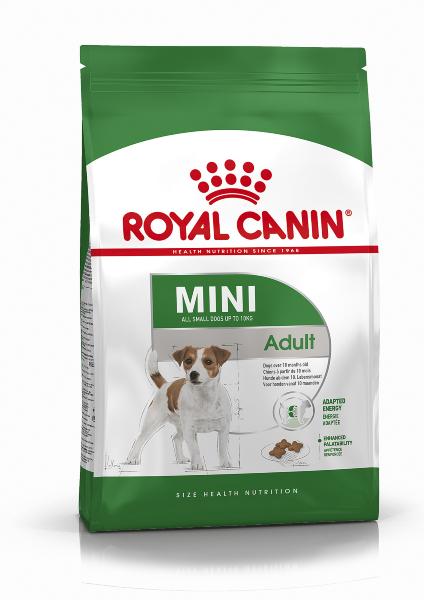 Сухой корм Royal Canin Mini Adult для взрослых собак мелких пород