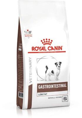 Сухой корм Royal Canin Gastrointestinal Low Fat Small Dog для собак мелких пород  при нарушениях пищеварения
