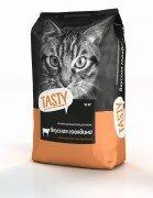 Сухой корм для кошек Tasty с говядиной
