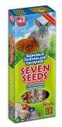 Зерновые палочки для грызунов SEVEN SEEDS с витаминами и минералами 3шт (90г.)