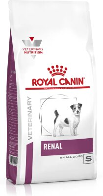 Сухой корм Royal Canin Renal Small Dog для собак мелких пород с хронической болезнью почек