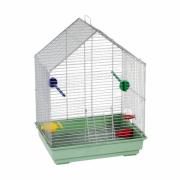 Клетка для птиц Велес Lusy Fly большая, 30х42х63см