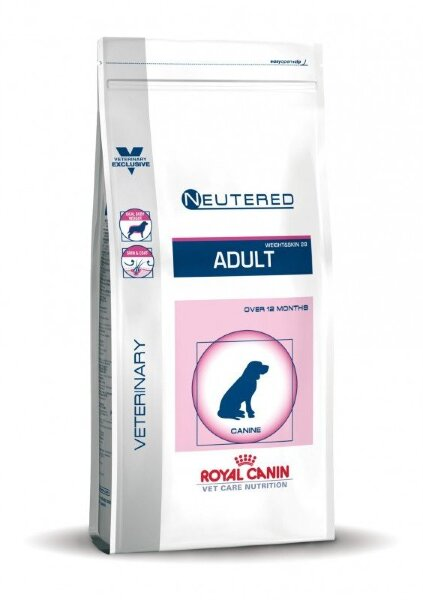 Сухой корм Royal Canin Neutered Adult для кастрированных собак средних пород