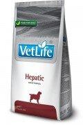 Cухой корм для собак Farmina Vet Life Hepatic при хронической печеночной недостаточности