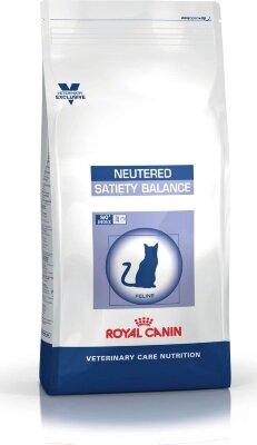 Сухой корм Royal Canin Neutered Satiety Balance для котов и кошек с момента стерилизации до 7 лет