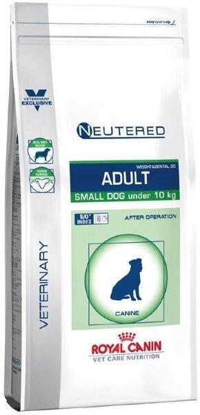 Сухой корм Royal Canin Neutered Adult Small Dog для кастрированных собак мелких пород